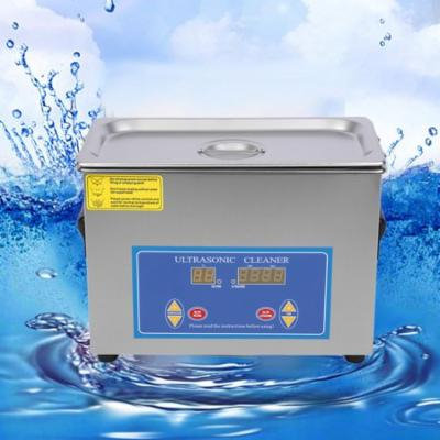 2017 New 4.5L Stainless Steel Industry Heated Ultrasonic Cleaner with Heater Timer