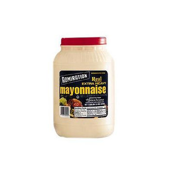 Admiration Real Mayonnaise - 1 gal. (pack of 2)