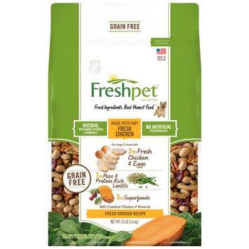 Unlisted No Company Info Freshpet Fresh Grain Free Chicken Dog Food Recipe