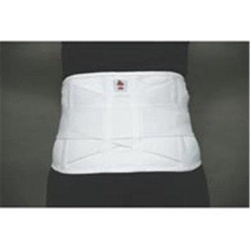 Core Products Dual Pull Elastic Crisscross Back Belt - Size: Large