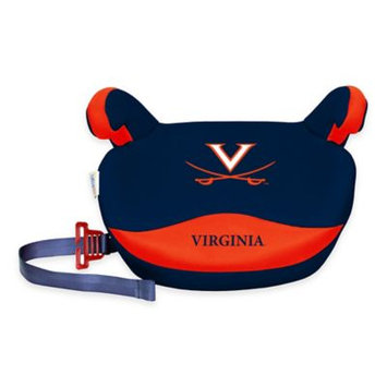 NCAA Backless Booster Seat by Lil Fan, Slimline - Virginia Cavaliers
