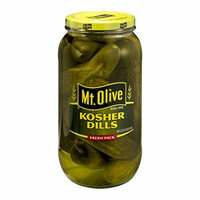 Mt. Olive Kosher Dills, 80.0 FL OZ
