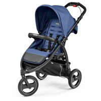 Babies R Us Peg Perego Book Cross Stroller - Mod Bluette