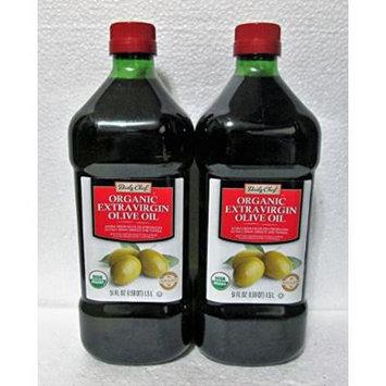Organic Extra Virgin Olive Oil 1.5 L (51 Fl Oz) (1)