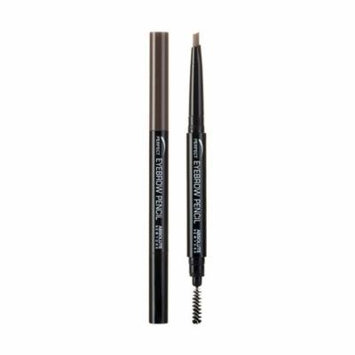 (3 Pack) ABSOLUTE Perfect Brow Pencil - Brown