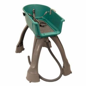 Booster Bath Durable and Lightweight Dog Bath w/Adjustable Fan Nozzle - Medium