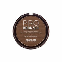 (3 Pack) ABSOLUTE Pro Bronzer Palette - Dark