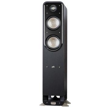 Polk Audio - Signature Passive 2-way Floor Speaker (each) - Stunning Black Washed Walnut
