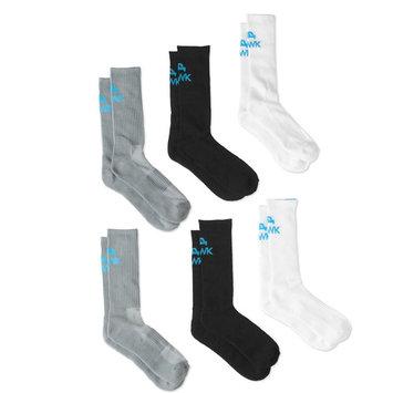 Tony Hawk Men's Crew Socks 6-Pack