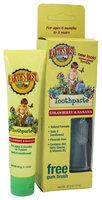 Earths Pride Earth's Best - Toddler Toothpaste by Jason Natural Products Strawberry & Banana - 1.6 oz.(pck of 4)