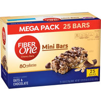 Fiber One General Mills Fiber One Mini Chewy Bars Oats & Chocolate Mega Pack