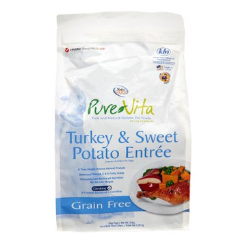 Purevita Pure Vita Grain Free Turkey, Sweet Potato & Peas