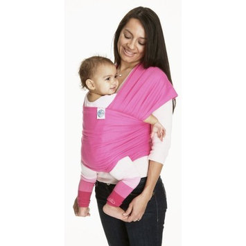 Moby Wrap UV SPF 50+ 100% Cotton Baby Carrier, Fuchsia