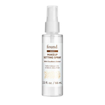 Hatchbeauty Products FOUND DEWY Makeup Setting Spray with Cloudberry Extract, 2 fl oz