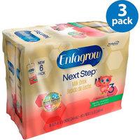 Enfamil Enfagrow Next Step Vanilla Toddler Milk Drink - 6 - 8.25 oz cartons (Pack of 3)
