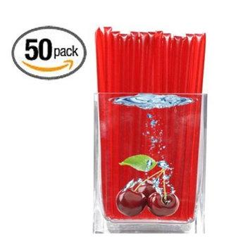 Sour Wild Cherry Flavored Honeystix - Flavored Honey - Pack of 50 Stix - 250g [Sour Cherry]