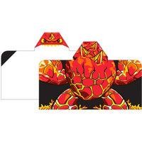 Skylanders Born to Burn Hooded Beach Towel Wrap