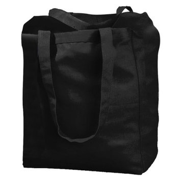 BAGedge 12 oz Canvas Book Tote BE008