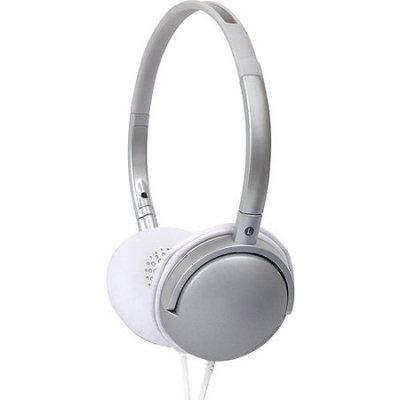 Koss Koss Lightweight On-Ear Classical Arc Headphones - Silver - RUK 40S