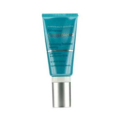 Exuviance CoverBlend Concealing Treatment Makeup with SPF 30, True Beige, 1 Oz