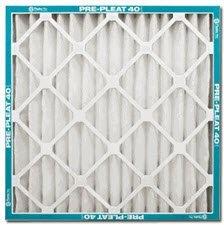 Flanders 80085.02143 Flanders Vp Merv 8 Standard-Capacity Extended Surface Pleated Air Filter 14X25X2 In. 12 Per Case
