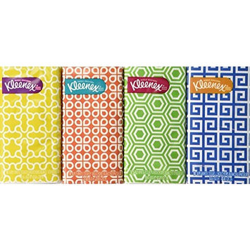 Kleenex 3-Ply Pocket Packs Facial Tissues, 48 Packs of 10 Tissues by Kleenex