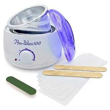 Betterhill Professional Electric Wax Warmer Hair Removal Hot Wax Heater 500ML