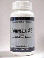Formula #3 90 caps by Bio-Nutritional Formulas