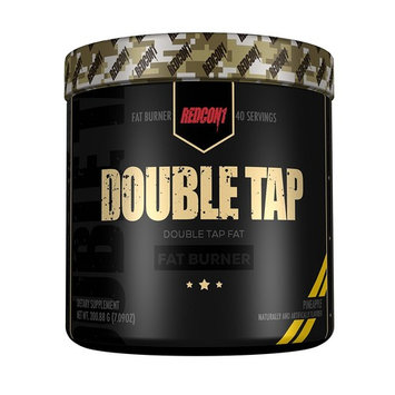 Redcon1 Double Tap Powder, Pineapple, 7.09 Ounce