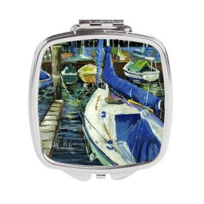 Sailboats Compact Mirror JMK1245SCM