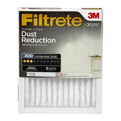 3M Filtrete 300MPR Dust Reduction Filter - 6 Pack
