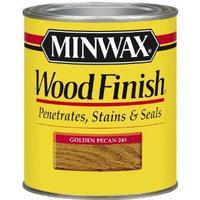 Minwax 22450 Wood Finish ~ Golden Pecan, 1/2 Pint