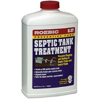 Roebic K-37 Septic Tank Treatment 1 Quart Bottle