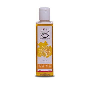 RM Herbals Vedas Skin Oil
