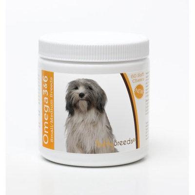 Healthy Breeds 840235142959 Tibetan Terrier Omega 3 & 6 Soft Chews - 60 count