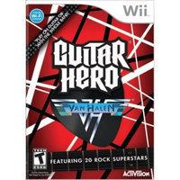 Activision Blizzard Inc Gh Van Halen Software Wii