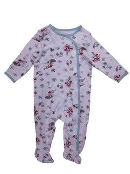 Disney Winnie The Pooh Infant Boys Sledding Tigger Sleeper Sleep & Play 9m