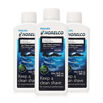 Norelco HQ200-3 Replacement Solution for Jet Clean & Charge System