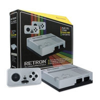 Hyperkin NES RetroN 1 Gaming System (FC Super Loader) (Silver)