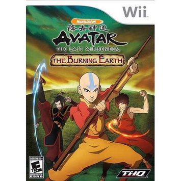 Thq, Inc. Avatar: The Last Airbender - The Burning Earth