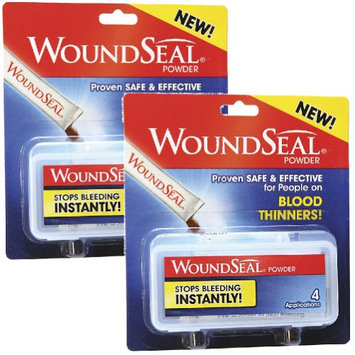 Biolife, L.l.c. Wound Seal Powder Safe & Effective For People On Blood Thinners (8 Packets)