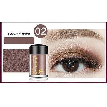 LiPing 8 Colors Eye Shadow Beauty Makeup Professional Shimmer Glitter Eye Shadow Powder Palette Matte Eyeshadow Cosmetic Makeup