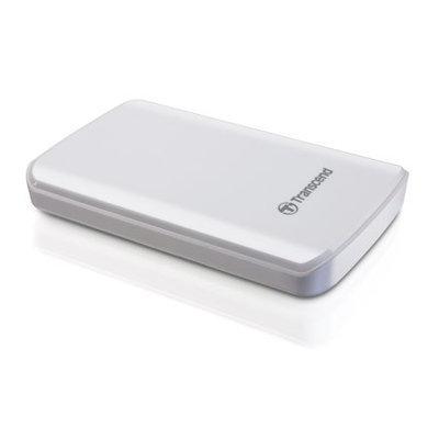 Transcend TS1TSJ25D3W 1TB Storejet2.5 D3 USB 3.0 Ext White