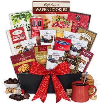 Coffee & Chocolates Gift Basket Premium