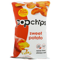 Popchips, Sweet Potato Chips, 5 oz(pa ck of 2)