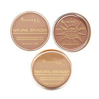 Rimmel Natural Bronzer Sun Bronze, Sunshine and Sun Light with Dimple Bracelet
