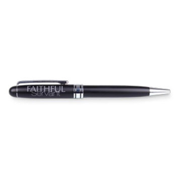 Lighthouse Christian Products 196616 Pen Faithful Servant II - Gray