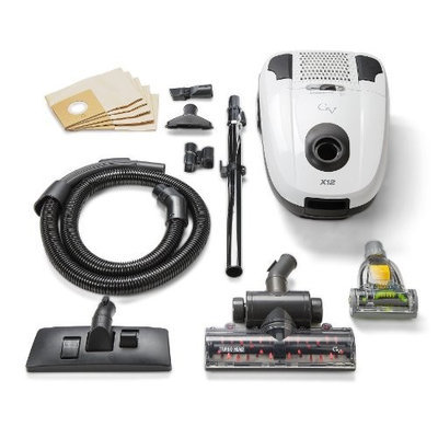 Gv Lightweight Canister Sealed Hepa Vacuum Cleaner