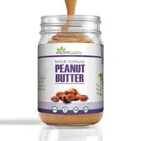 Gone Green Superfoods Organic Stone Ground Wild Jungle Peanut Butter