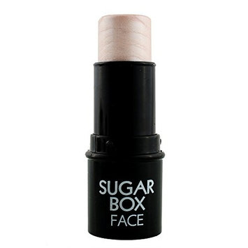 Maquita Waterproof Portable Face Facial Highlighter Stick Shimmer Powder Makeup Silver